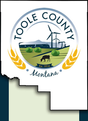 Toole County MT Logo