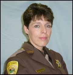 Toole County Sheriff Donna Whitt